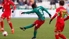 Jefferson Farfán anotó golazo en el triunfo de Lokomotiv de Moscú