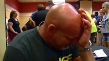 ¿Por qué Goldberg no dura más de 5 minutos en el ring?