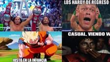 Los Hardys son protagonistas de memes tras reaparecer en Wrestlemania