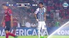 Alianza Lima - Independiente: aspersores de agua se encendieron en los minutos finales