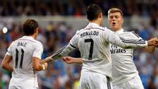 Zidane sorprendió a Cristiano Ronaldo, Bale y Kroos con esta decisión
