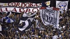 Hinchas de Alianza Lima llenaron tribuna del estadio de Independiente
