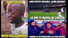 Los 10 mejores memes que dejó el 3-0 del Barcelona sobre el Sevilla