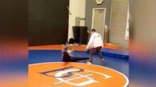 Ronda Rousey fue 'derrotada' por un niño en pelea de judo