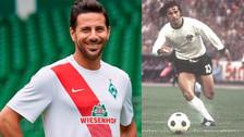 Claudio Pizarro igualó importante récord de Gerd Müller