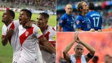 Perú en el puesto 17: 10 selecciones mundialistas que supera en ránking FIFA
