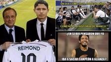 Reimond Manco debutó hace 10 años en la profesional y estos son los memes