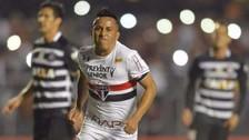 Christian Cueva será evaluado nuevamente en Sao Paulo por su lesión