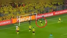 Sven Bender cometió inocente autogol en la Champions League