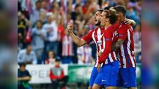 Griezmann anotó de penal en la Champions después de casi un año