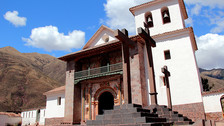 Fotos   La capilla de San Pedro Apóstol de Andahuaylillas