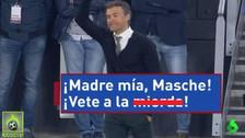 Luis Enrique a Javier Mascherano: