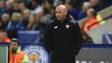 Sevilla de Jorge Sampaoli empató ante Valencia y se aleja del Real Madrid