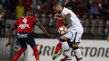 Melgar no lució y cayó 2-0 ante el DIM por Copa Libertadores