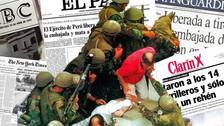 Fotos | El operativo Chavín de Huántar en las portadas de la prensa mundial