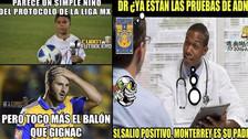Tigres es protagonista de memes tras perder contra Monterrey en la Liga MX