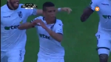 Paolo Hurtado marcó un gol e igualó su mejor temporada en el fútbol europeo