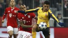 Bayern Munich quiere una delantera de temer con Alexis Sánchez