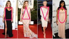 El vestido perfecto para cada tipo de cuerpo