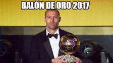 Los 10 mejores memes que dejó la aplastante goleada del Barcelona