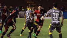 En dos minutos: DIM le volteó el partido a Melgar en Arequipa