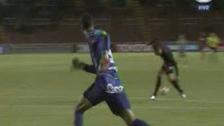 Blooper de Herrera: se le pasó la pelota cuando estaba solo