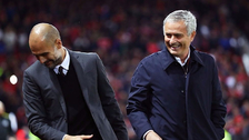 Guardiola y Mourinho son vecinos: esto pasa cuando se encuentran