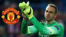 Oblak llegaría por De Gea al Manchester United