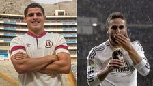 Aldo Corzo se comparó con el jugador de Real Madrid Dani Carvajal