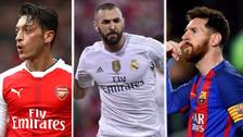 Las estrellas que terminan contrato en 2018 y pueden cambiar de equipo