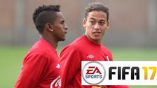 Yordy Reyna y Benavente demostraron su amistad jugando FIFA 17