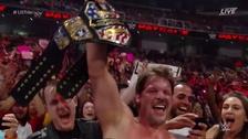 Chris Jericho venció a Owens y recuperó título de los Estados Unidos