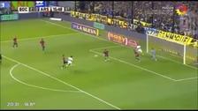 Joven promesa de Boca Juniors debutó con golazo de volea