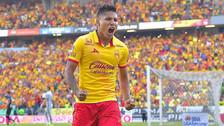 Raúl Ruidíaz es elegido en el once ideal del fútbol mexicano
