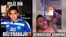 Los personajes del fútbol peruano son víctimas de memes por el día del trabajo
