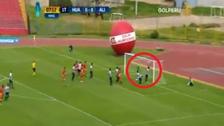Alianza Lima: blooper de Daniel Prieto provocó el gol de Sport Huancayo