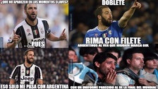 Juventus es protagonista de memes al derrotar al Mónaco en la Champions