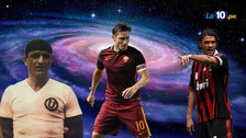 Francesco Totti se retira: los futbolistas que jugaron en un solo club