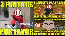 Universitario es blanco de memes tras igualar con Juan Aurich