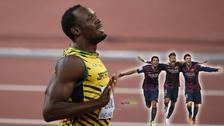 Usain Bolt quiere ser uno de los 50 mejores futbolistas del mundo