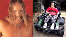 Fotos | La llave que dejó tetrapléjico a un luchador de la WWE