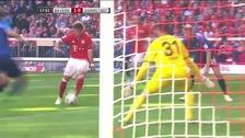 Bernat anotó un golazo para darle la victoria al Bayern Munich