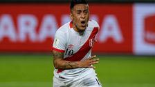 Christian Cueva confesó que sueña con clasificar a Perú a un Mundial