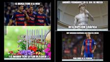 Los memes que dejó el triunfo de Barcelona ante Villarreal