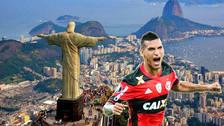 La lujosa nueva vida de Miguel Trauco en Brasil