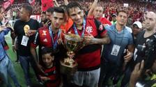 Guerrero y Trauco integraron el equipo ideal del Torneo Carioca