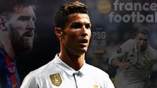 Los jugadores que podrían quitarle el Balón de Oro a Cristiano, según France Football