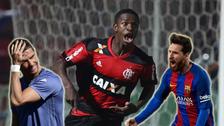 Vinicius Junior eligió a Messi antes que a Cristiano Ronaldo