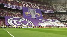 El polémico mosaico del Atlético de Madrid para responderle al Real Madrid