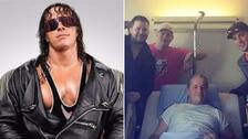 5 luchadores de la WWE que le ganaron al cáncer